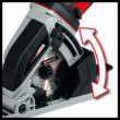 Einhell TE-CS 18/89 Li - Solo Akkus mini kézi körfűrész (akku és töltő nélkül) /4331100/
