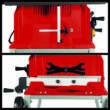 Einhell TE-TS 250 UF Asztali körfűrész (4340568)