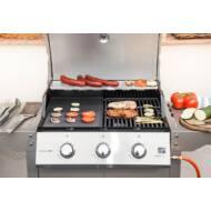 G21 Oklahoma BBQ Premium line gázgrill, 3 égőfej GA-BBQOKL