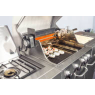 G21 Arizona BBQ Premium Line gázgrill, 6 égőfej + ajándék nyomáscsökkentő GA-BBQARZ