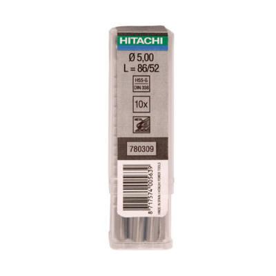 HiKOKI - Fúrószár HSS-G DIN 338 D. 4,5  mm (10 db-os) (780303)