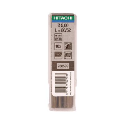 HiKOKI - Fúrószár HSS-Co DIN 338 D. 6,7  mm (10 db-os) (780619)