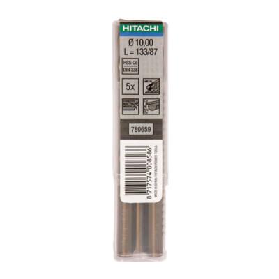 HiKOKI - Fúrószár HSS-Co DIN 338 D. 12,5  mm (5 db-os) (780689)