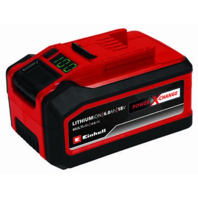 Einhell18V 4-6 Ah Multi-Ah PXC Plus akkumulátor /4511502/