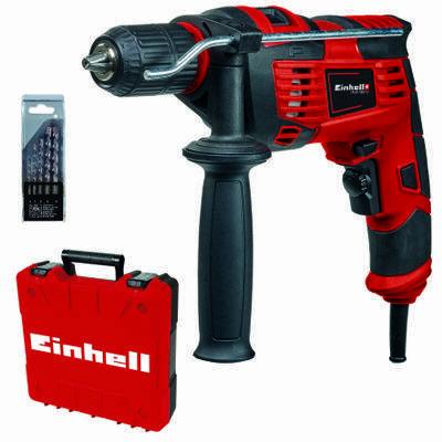 Einhell TC-ID 720/1 E Kit ütvefúró szett (4259846)