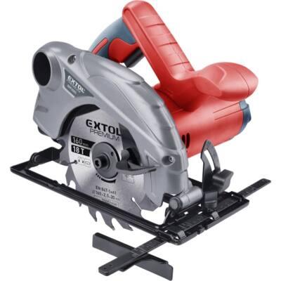Extol Premium kézi körfűrészgép, 1200W, 160 mm, 8893005