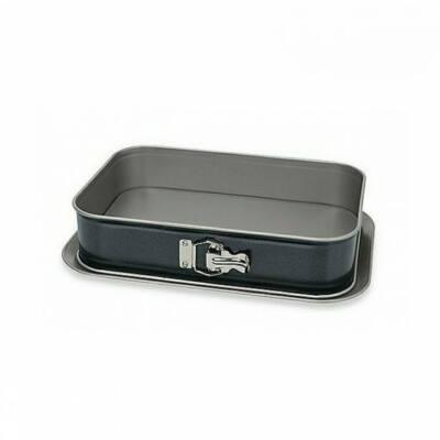 Perfect Home 72163 bevonatos csatos tepsi-tortaforma tálcával