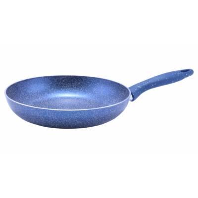 Perfect Home 12593 Serpenyő tapadásmentes bevonattal kék márványos 24 cm