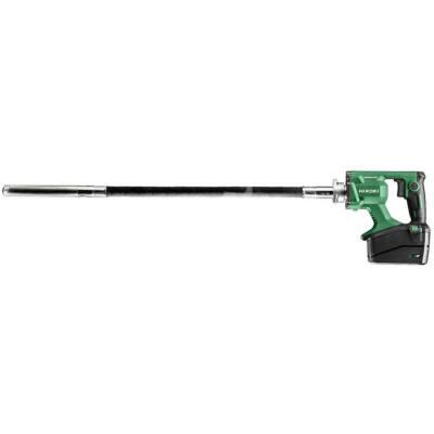 HiKOKI (Hitachi) UV3628DA MultiVolt 36 V-os akkus betonvibrátor (betontömörítéshez), 28mm átmérő,