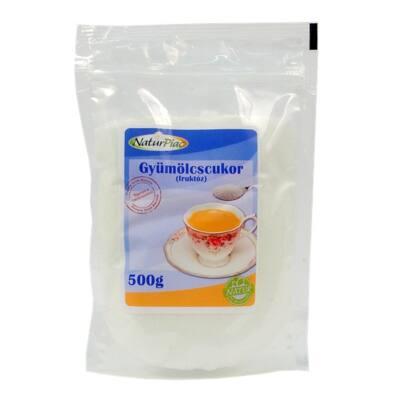NaturPiac Gyümölcscukor (fruktóz) 500g