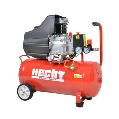 Hecht 2026 kompresszor 230 V, 1.5 kW, 8 bar, 24 l-es tartály, olajos
