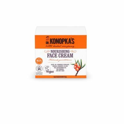 Dr. Konopka's Tápláló arckrém 50ml