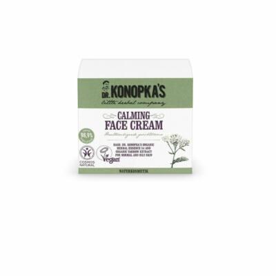 Dr. Konopka's Nyugtató, tápláló arckrém 50ml