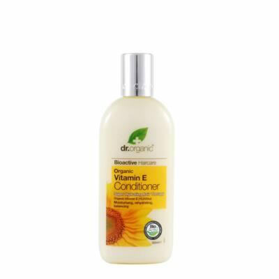 Dr. Organic Bio  E vitaminos Hajkondicionáló 265 ml