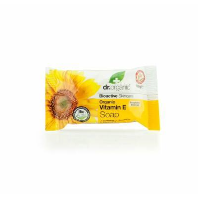 Dr. Organic Bio Szappan Bio E vitaminos 100 g