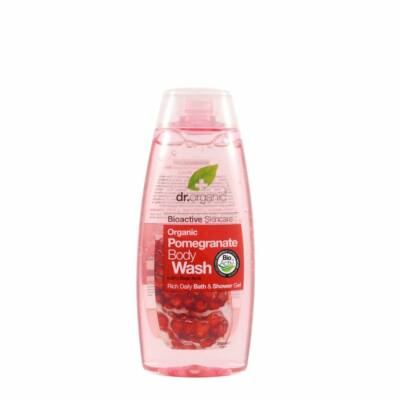 Dr. Organic Bio gránátalma Tusfürdő 250 ml