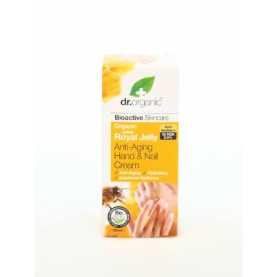 Dr. Organic Bio méhpempő kéz- és körömápoló 125 ml