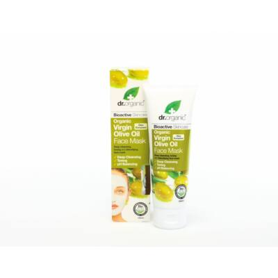Dr. Organic Bio olivás Arcápoló pakolás 125 ml