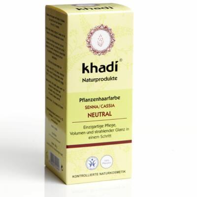 Khadi növényi hajápoló kúra Senna/Cassia 100g