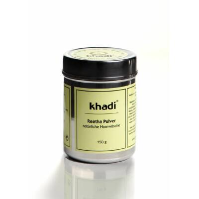 Khadi Reetha mosódió por - Allergiás, viszkető fejbőrre 150g