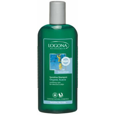 Logona Bio Akácvirág sampon érzékeny fejbőrre 250 ml