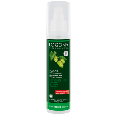 Logona Hajformázó spray 150ml