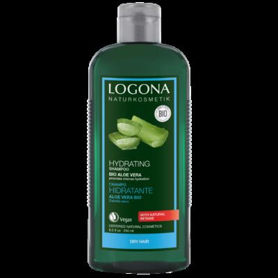 Logona Hidratáló sampon bio Aloe verával 250 ml