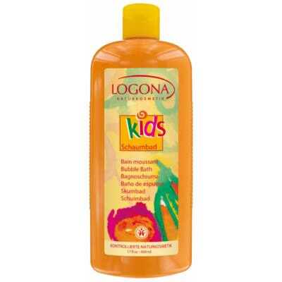 Logona KIDS habfürdő 500 ml