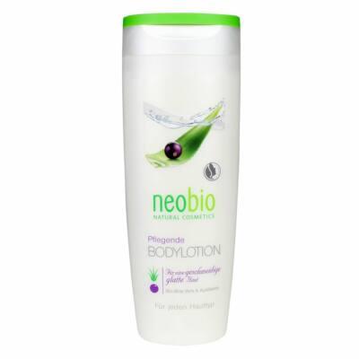 Neobio Testápoló BIO Aloe verával és BIO Açai bogyóval 250ml