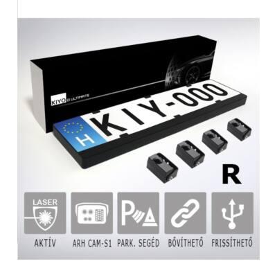 KY-D4U1-V5-R - KIYO D Ultimate 4R Lézerdetektor (aktív, passzív üzemmód)
