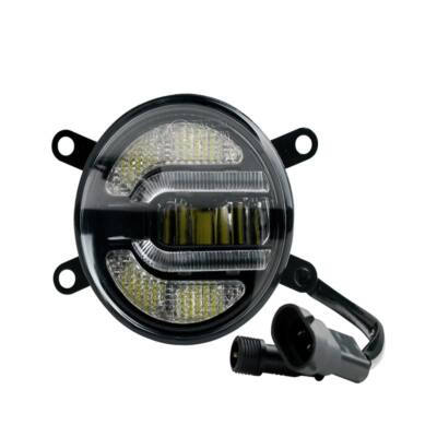 SMP DRL 201 - LED nappali menetfény + ködlámpa szett