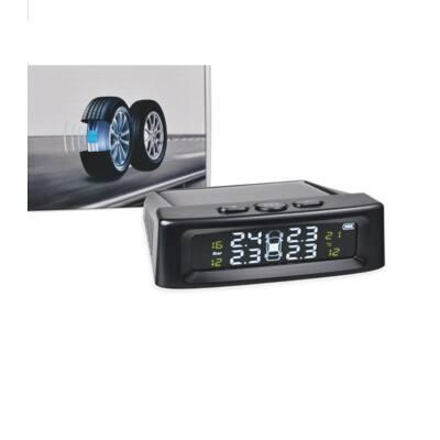 SMP TPMS01 - M-TECH Napelemes Keréknyomás ellenőrző rendszer