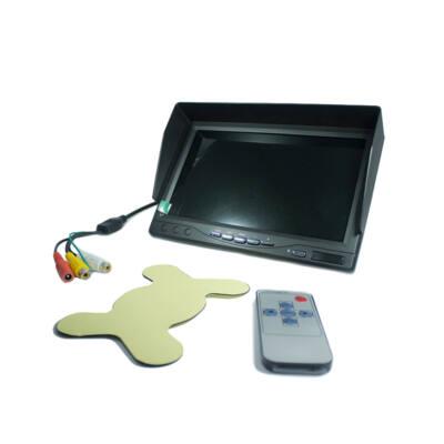 SMP TM7 - Univerzális 7' TFT-LCD monitor