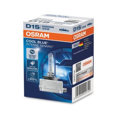 OSRAM D1S CBI 6000K 12V - Xenon izzó