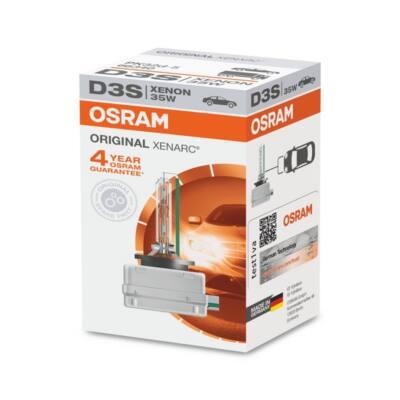 OSRAM OX D3S 4150K 12V - Xenon Izzó